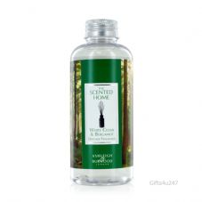 Ashleigh & Burwood WHITE CEDAR & BERGAMOT 150ml Reed Diffuser Refill Fragrance